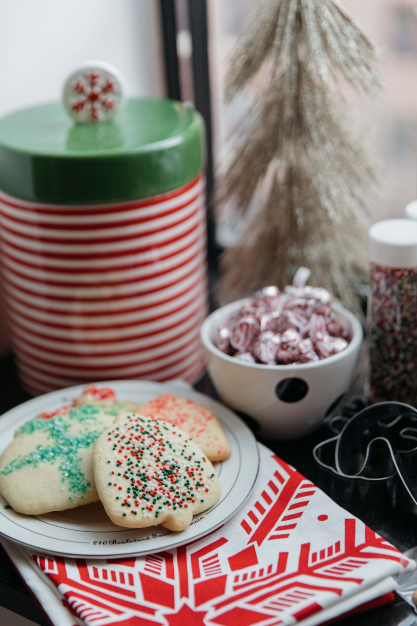 The Best Sugar Cookies I wit & whimsy