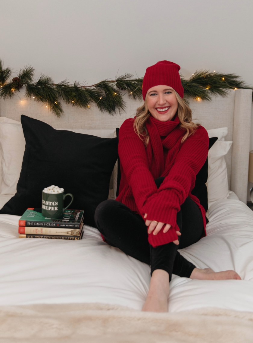 Eileen Fisher Cozy Home Outfit I wit & whimsy