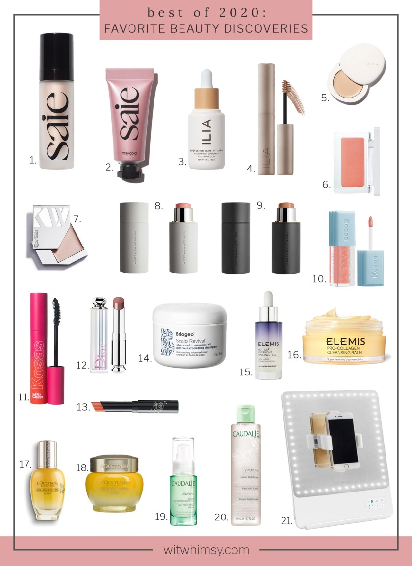 Best Beauty Products of 2020