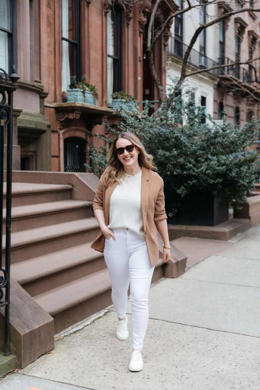 How to Wear a Blazer Casually