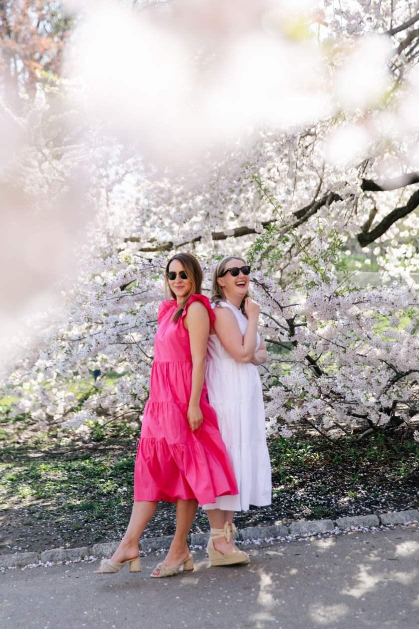 J.Crew Tiered Midi Dress