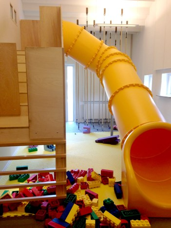 ISB indoor play area