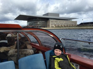 The Copenhagen Opera House