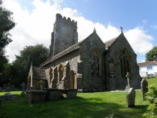 All Saints Chipstable