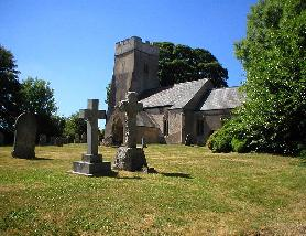 St. Mary Magdalene Clatworthy