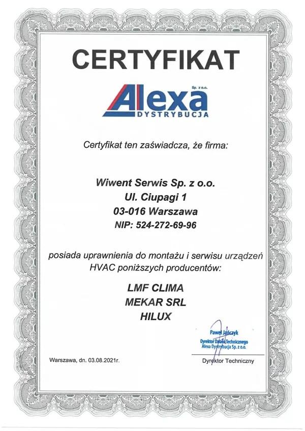 WIWENT-Certyfikat-serwisu