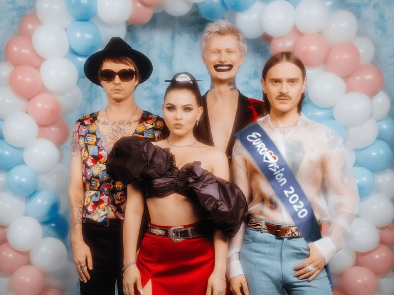 Russia S Little Big Reveal Eurovision 2020 Song Uno Wiwibloggs