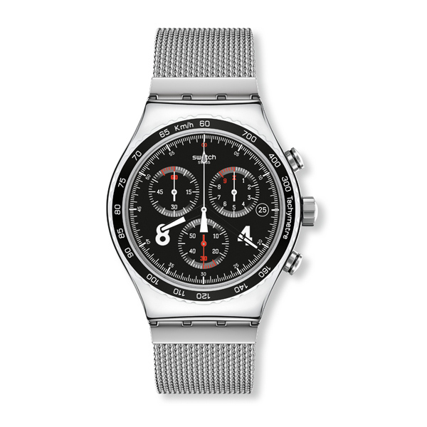 Swatch new IRONY CHRONO series が欲しい