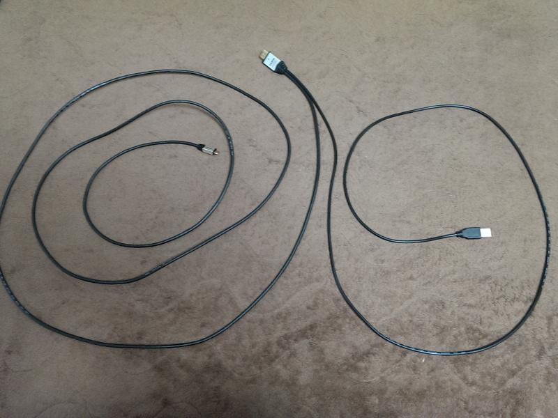 HORIC MHL-HDMI変換ケーブル MHL30-171US を購入
