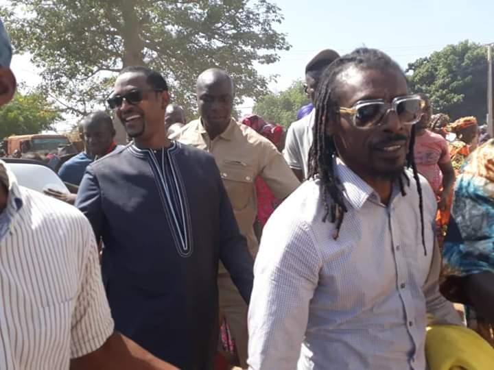 Aliou Cissé au départ à Kolda il y a 2 heuresdans Cyclisme – SportSénégal #Senegal FB IMG 1573401185501