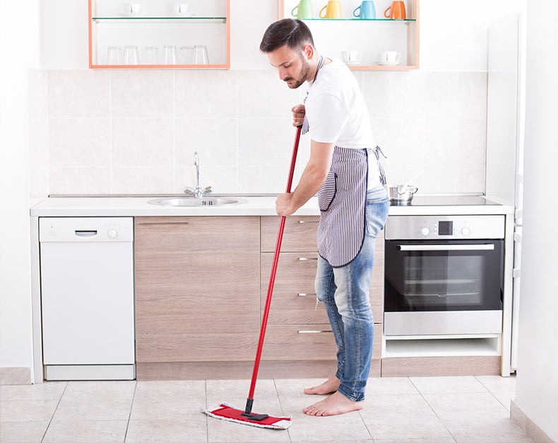 tile and grout cleaning mistakes