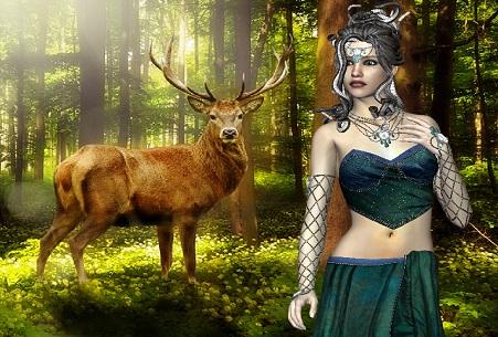 Dark Wind, Guardians of Aeld, Adrienne deWolfe