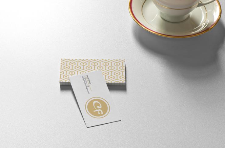 Cindy Friend Business Card