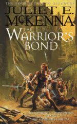 The Warrior's Bond cover