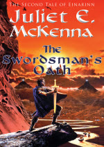 The Swordsman's Oath cover