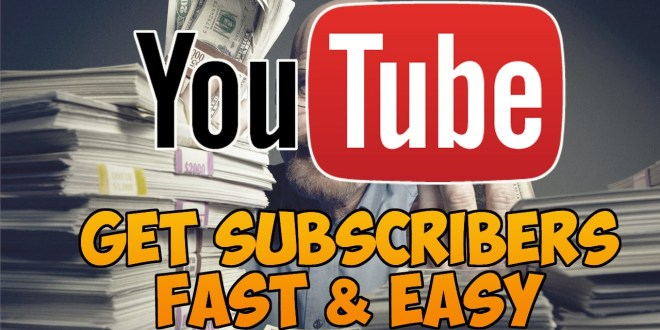 Get Youtube Subscribers - Ultimate Youtube Sub4Sub App