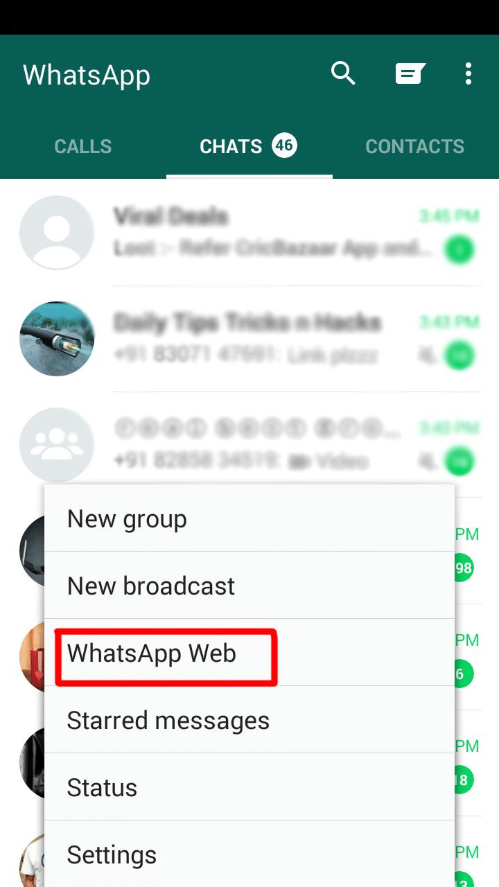 Whatsapp hacken ohne zugriff auf zielhandy iphone