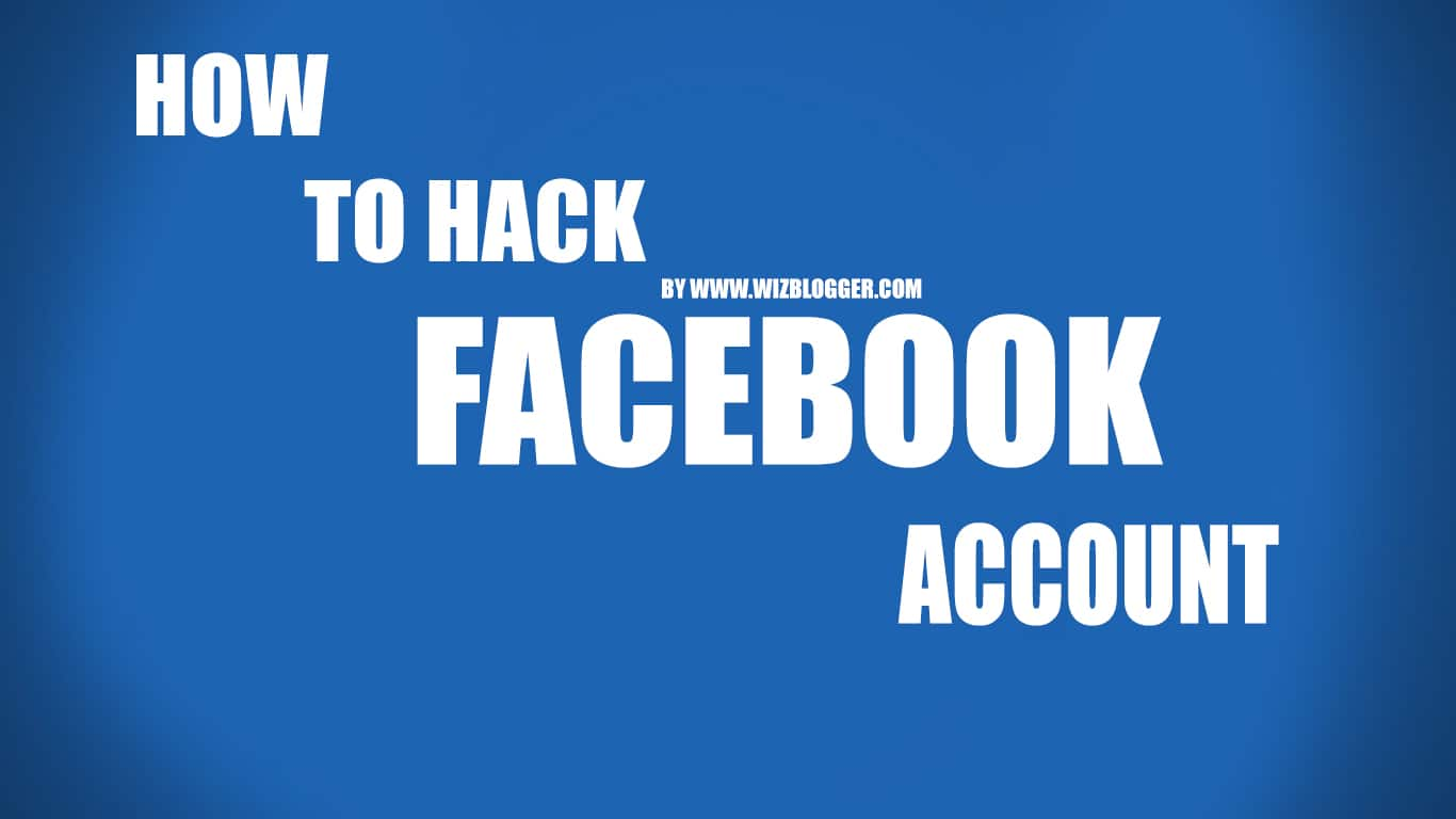 Hack Facebook Accounts With Facebook Phishing Script