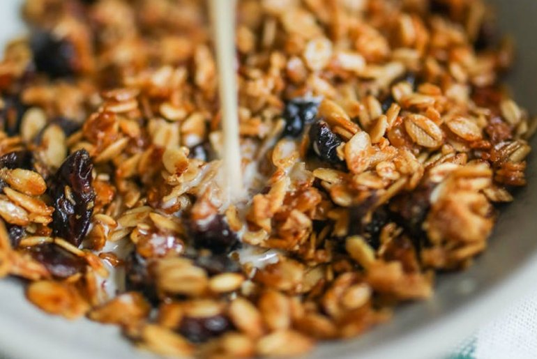 Gluten free cereal grains
