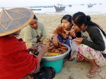 wioska rybacka - Birma (7)