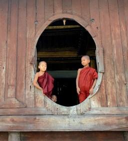 Klasztor Shwe Yan Pyay - Birma; fot. Stanisław Błaszczyna (16)