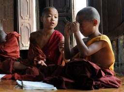 Klasztor Shwe Yan Pyay - Birma; fot. Stanisław Błaszczyna (7)