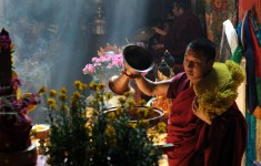 Klasztor Samje - Tybet (30)