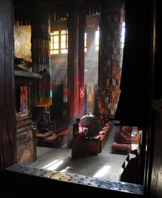 Klasztor Samje - Tybet (34)