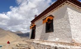 Klasztor Samje - Tybet (7)