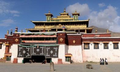 Klasztor Samje - Tybet (8)
