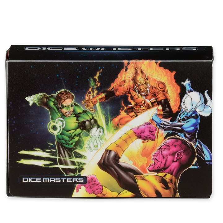 DC Comics Dice Masters: War of Light Play Magnetic Box