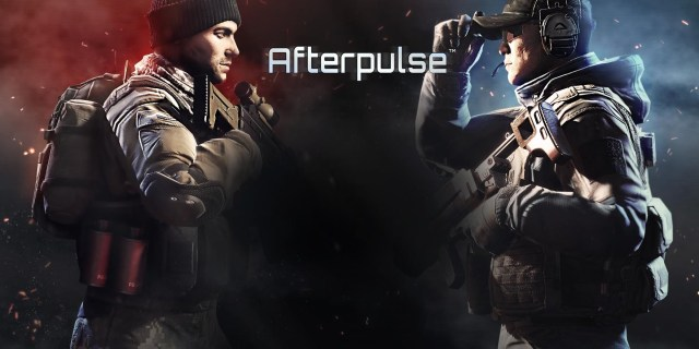 Afterpulse is a gorgeous new shooter for iOS