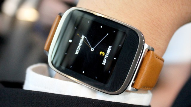 Asus ZenWatch was particularly notable amongst said smartwatches