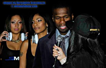 50 Cent Marabelle Blue and the Nikki Rich Models (2).web.Bernadette Giacomazzo.thewizsdailydose