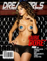 Laura Dore DreamGirls Magazine.thewizsdailydose