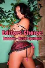 Model Bubbles web promo.thewizsdailydose