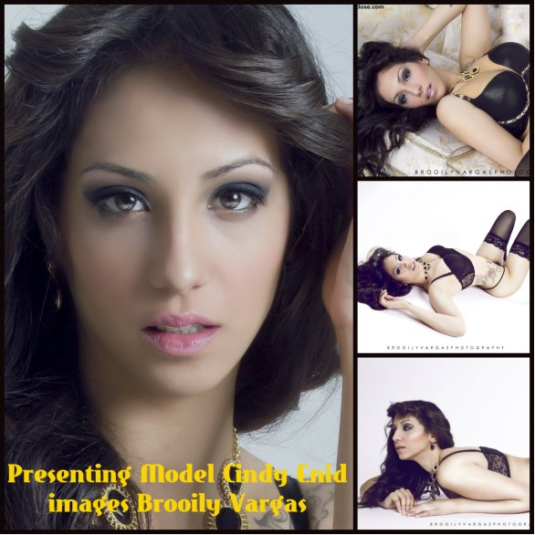 Cindy Enid Brooily Vargas DC Modeling.thewizsdailydose collage