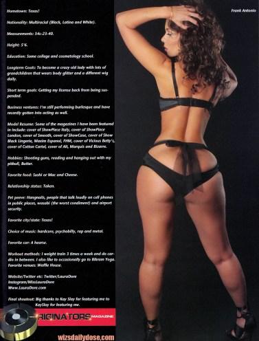 Laura Dore2 Originators Magazine.thewizsdailydose