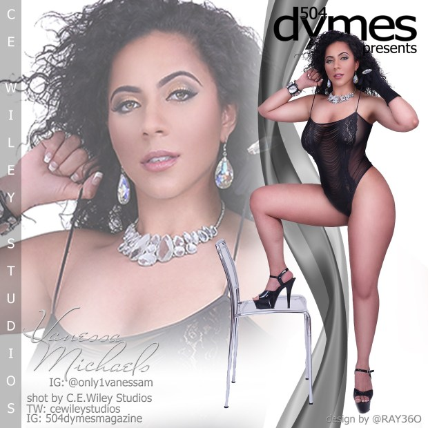 Vanessa Michaels courtesy of ce wiley studios 504dymes