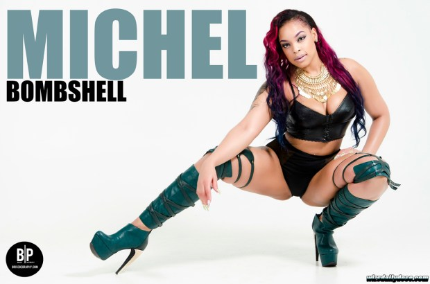 Michel Bombshell - High Waist 005 Photos by Briscoe.thewizsdailydose