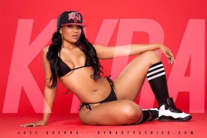 Kyra-Chaos-showing-off-her-phat-ass-in-a-black-bikini-and-knee-high-socks-in-her-shoot-with-Jose-Guerra-05