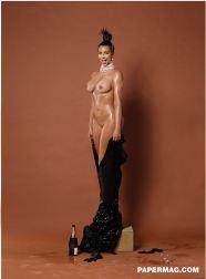 Kim Kardashian-papermagazine-promo images 002