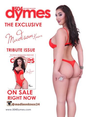 504 Dymes Madison Knox Magazine Ad