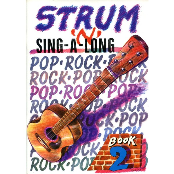 STRUM'N' SING-A-LONG‧BOOK 2