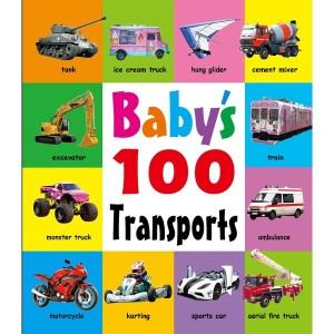 Baby's 100 Transports (BABY100交通工具英文版)