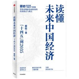 """讀懂未來中國經濟:""""十四五""""到2035"""