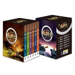貓戰士暢銷紀念版:三部曲套書