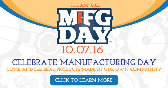 Manufacturing Day - October 7, 2016