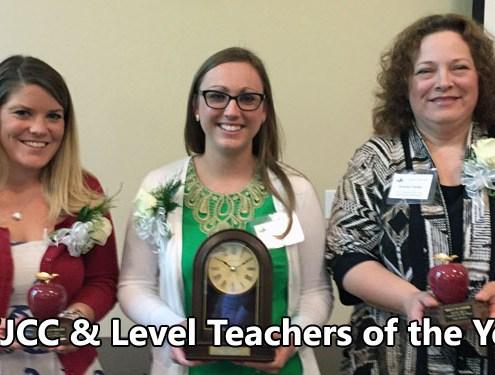WJCC & Level Teachers of the Year
