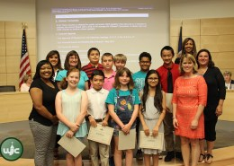 Norge Elementary Win First Place in Rube Goldberg Machine Contest
